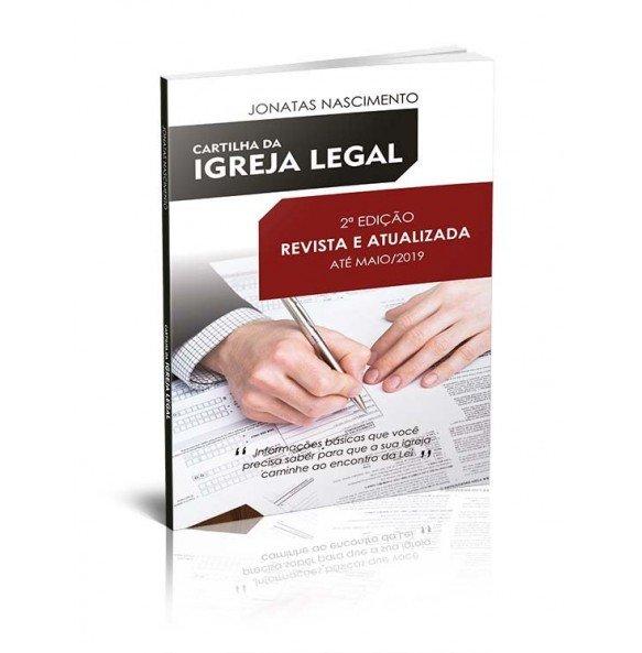 CARTILHA DA IGREJA LEGAL - 2ª EDIÇÃO