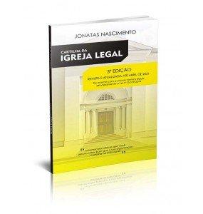 CARTILHA DA IGREJA LEGAL – 3ª EDIÇÃO