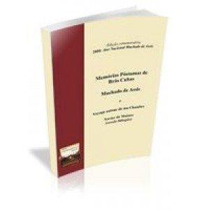 MEMÓRIAS PÓSTUMA DE BRÁS CUBAS - Machado de Assis e Voyage autour de ma Chambre (versão bilíngüe)