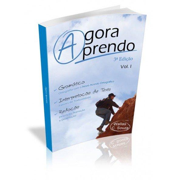 AGORA APRENDO 3ª Edição – Vol.I