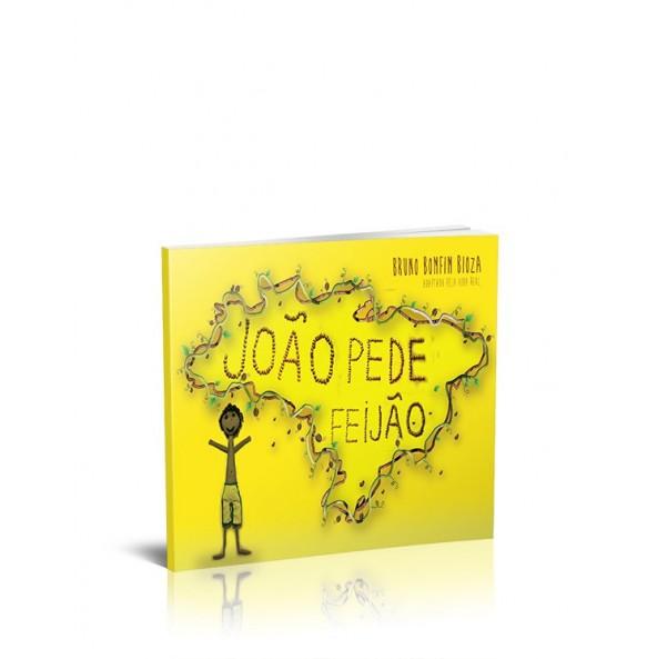 JOÃO PEDE FEIJÃO  - Vem com CD
