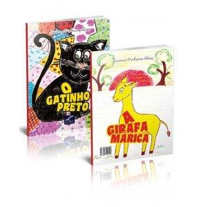 A GIRAFA MARICA / O GATINHO PRETO