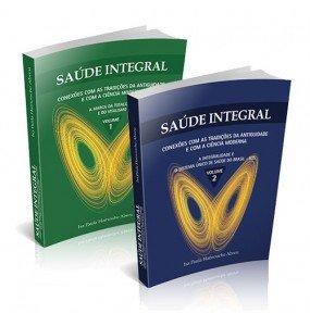 PROMOÇÃO DOS LIVROS SAÚDE INTEGRAL- Vol. 1 e Vol. 2