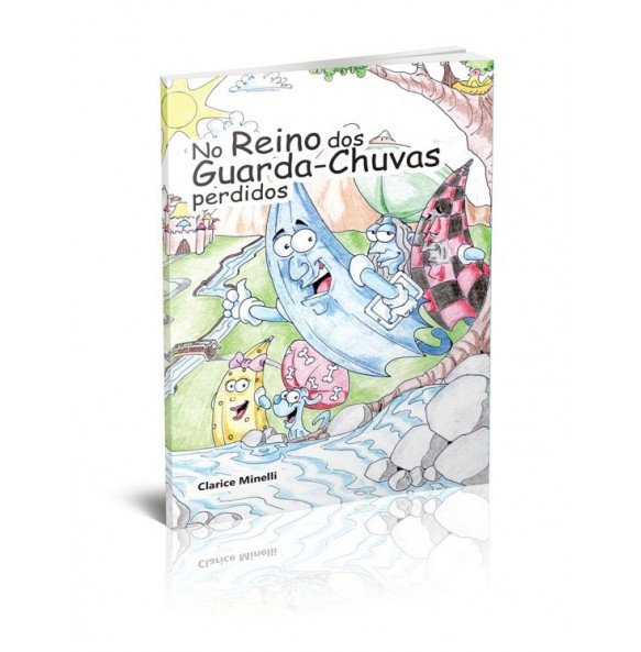 NO REINO DOS GUARDA-CHUVAS PERDIDOS