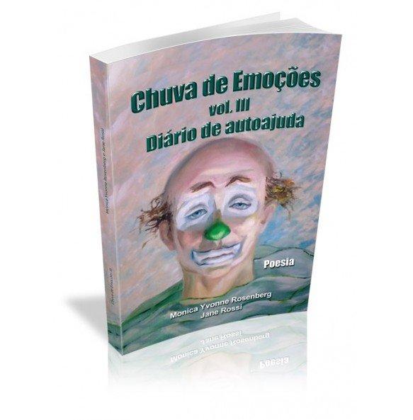 CHUVA DE EMOÇÕES VOL. III DIÁRIO DE AUTOAJUDA